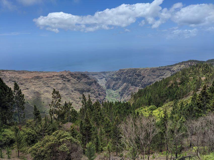 Grand Canyon - nuku hiva - marquesas islands - french polynesia