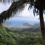 Taiohae lookout - nuku hiva - marquesas islands - french polynesia