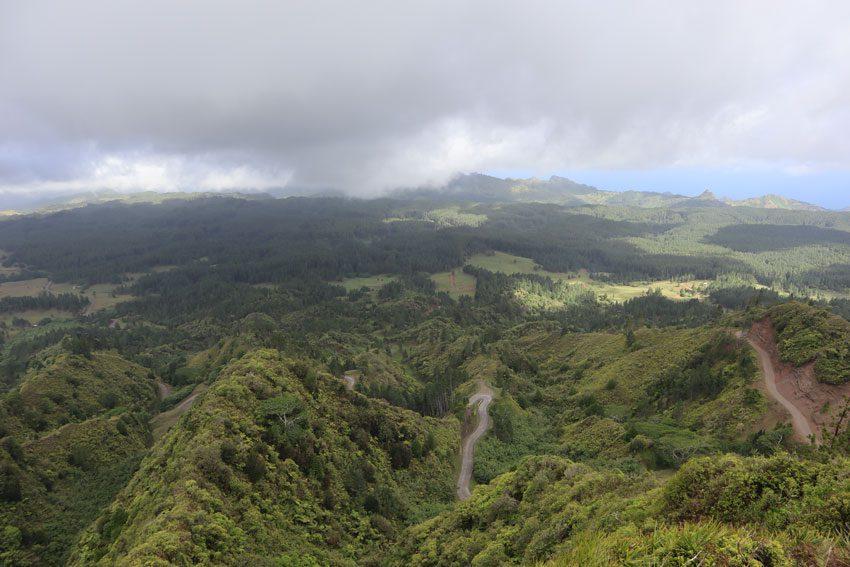 Toovi Plateau - nuku hiva - marquesas islands - french polynesia