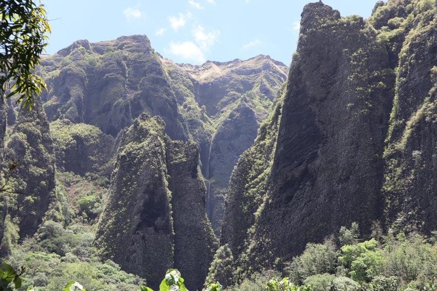 secret valley Vaipo Waterfall Hike - Hakaui Valley - nuku hiva - marquesas islands - french polynesia