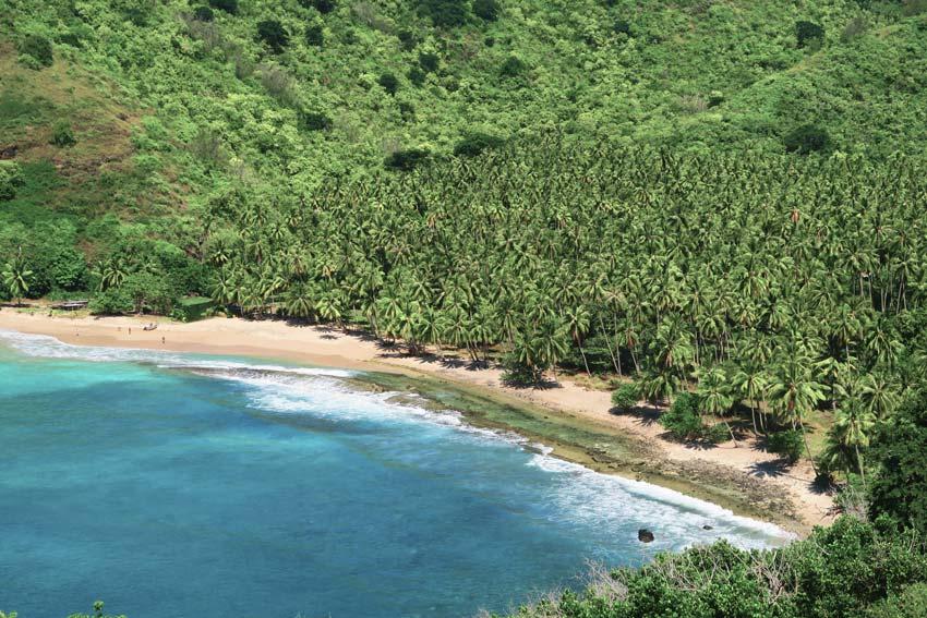 Hike to Hanatekuua Bay - Hiva Oa Marquesas Islands French Polynesia