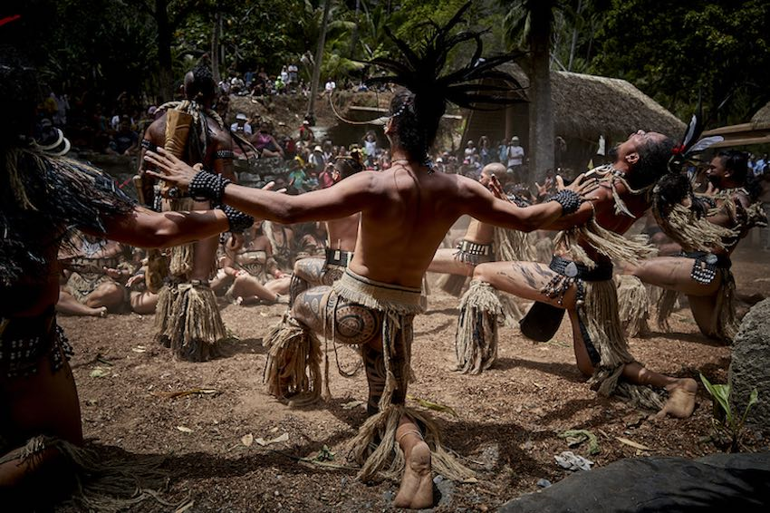 Marquesas Ars Festival by Bertrand Duquenne