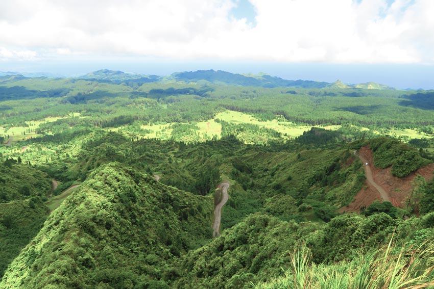 Toovi Plateau Nuku Hiva Marquesas Islands French Polynesia