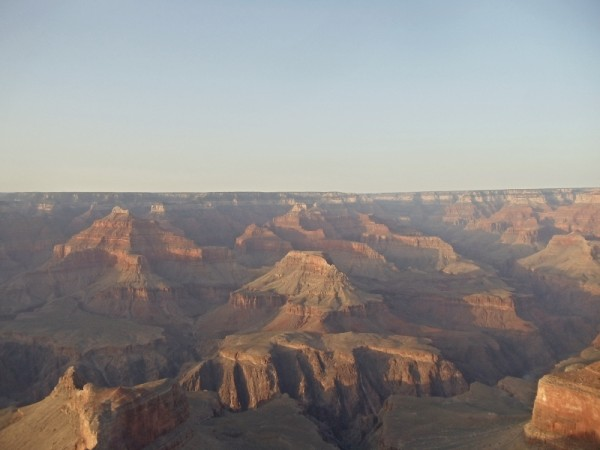 Sunset at Hopi Point Grand Canyon