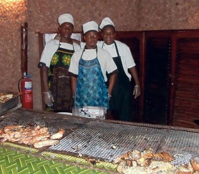 Swahili BBQ Zanzibar