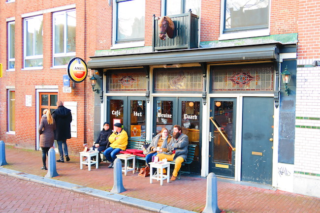 Amsterdam Outdoor Bar