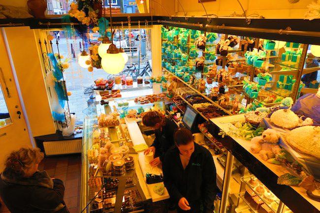 Arnold Cornelis Cafe in Amsterdam