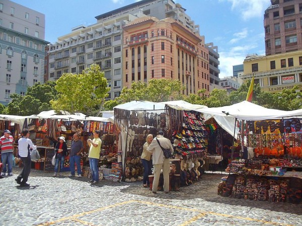 Greenmarket Square Cape Town