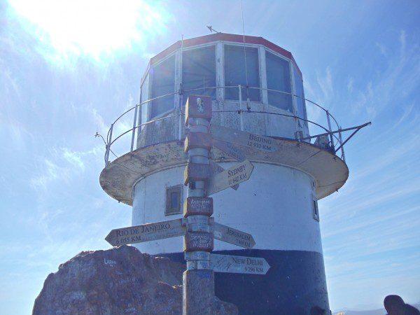 Original Lighthouse Cape Point
