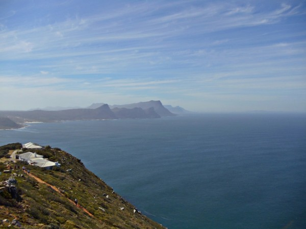 The New Lighthouse Cape Point