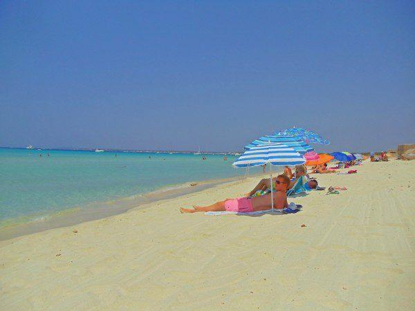 Es Trenc Beach Mallorca