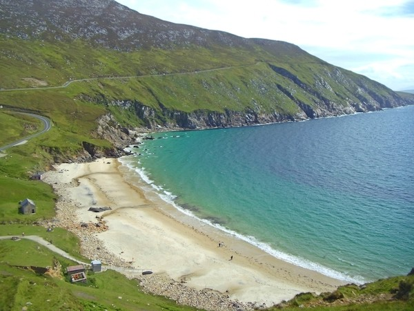Keem Bay Achill Island Ireland