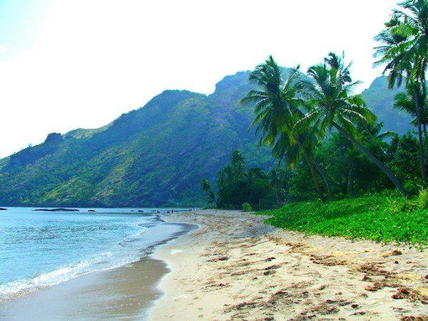 Waya Island Fiji