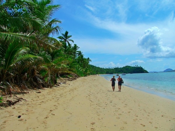 Tavewa Island Fiji