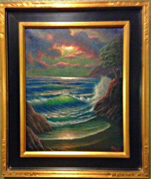 Renoir Art Galleries Carmel