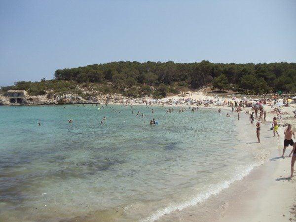 Cala Mondrago Mallorca Beach