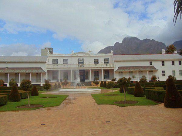 De Tuynhuys Cape Town