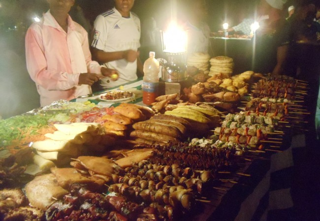 BBQ at Forodhani Gardens Stone Town