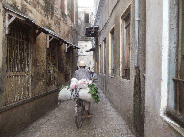 Old City Alleys Stone Town Zanzibar