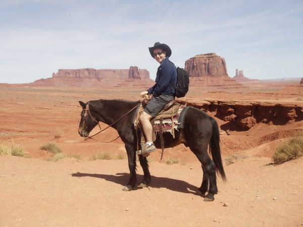 John Ford's Point Monument Valley