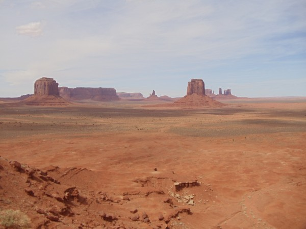 Artist's Point Monument Valley