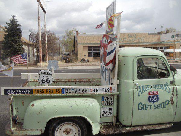 Route 66 Seligman Arizona Southwest USA Travel