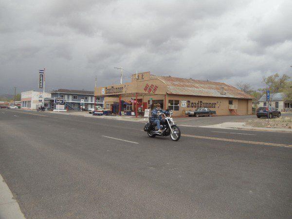 Route 66 Seligman Arizona