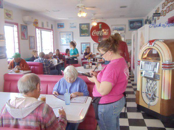 Mr D'z Route 66 Diner Southwest USA Travel