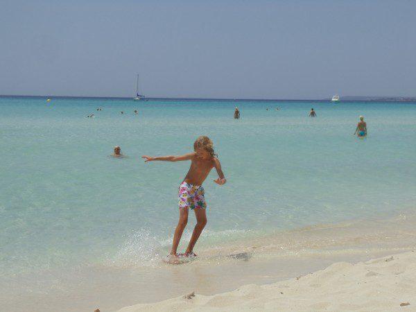 Es Trenc Nude Beach Mallorca
