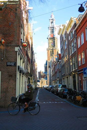 the Jordaan Amsterdam