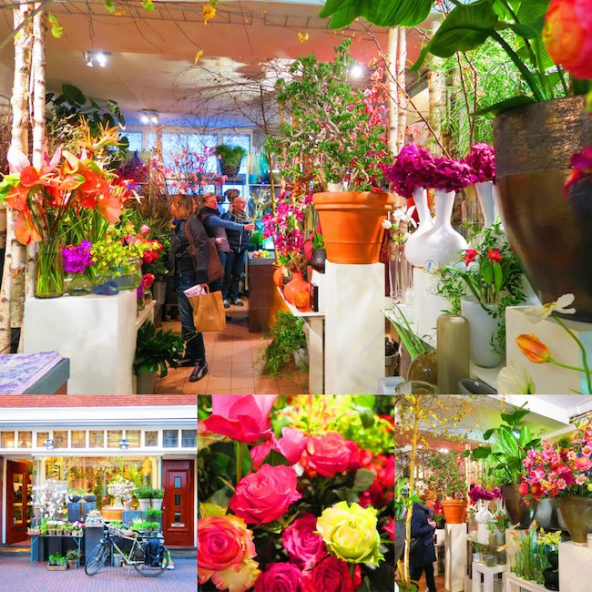 Gerda's Flowers Amsterdam