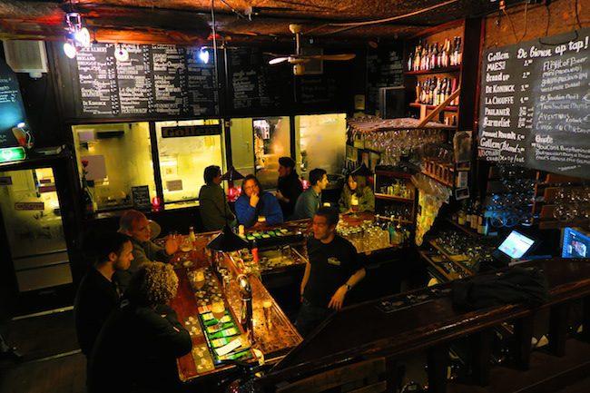 Gollem Bar Interior