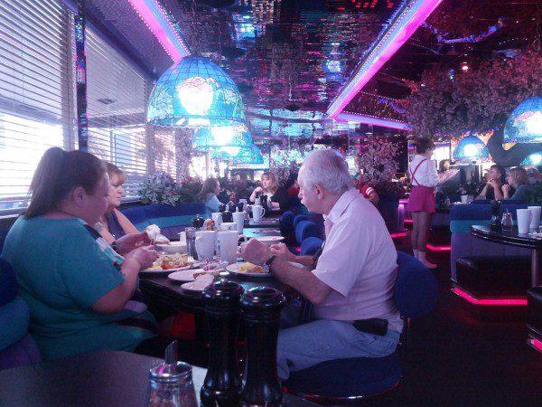 Peppermill Restaurant Las Vegas