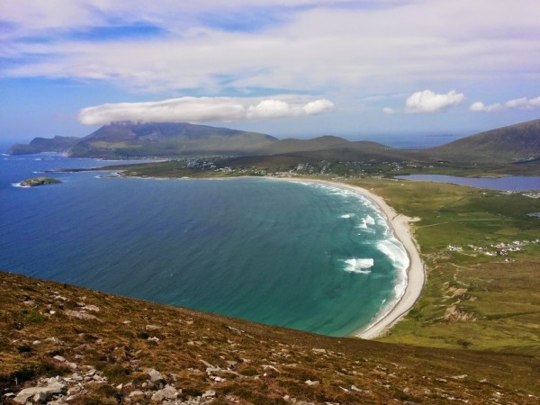 Trawmore Strand Achill Island Ireland