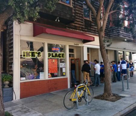 Ike's Place San Francisco