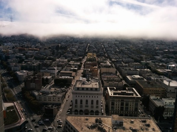 Summer Fog San Francisco