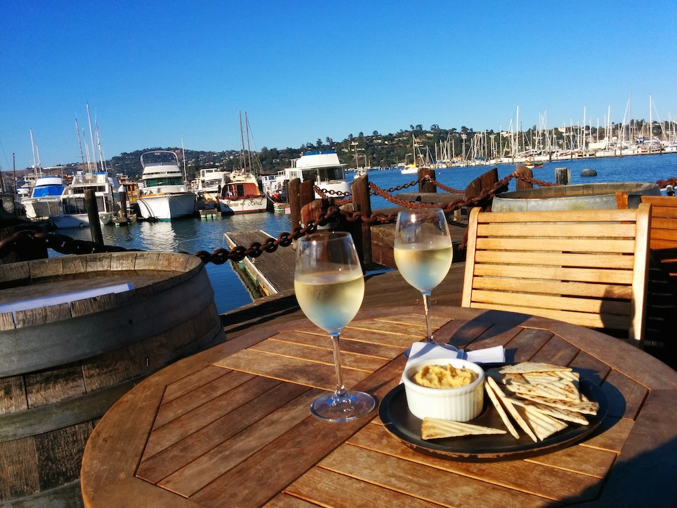 Wellington's Wine Bar Sausalito
