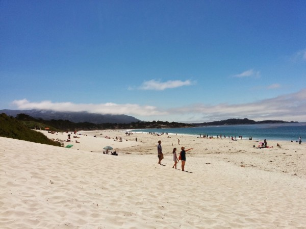 Carmel Beach California