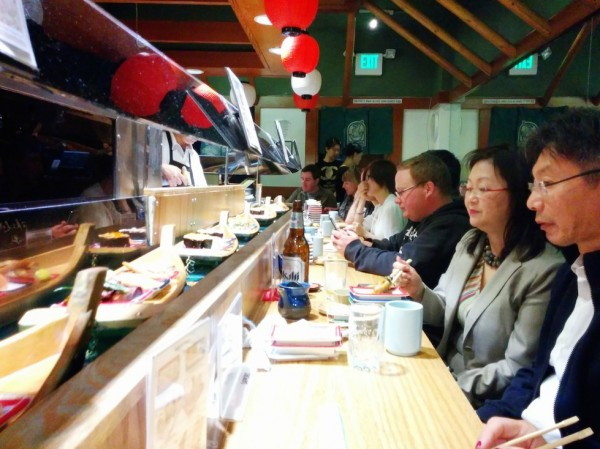 Isobune Sushi San Francisco