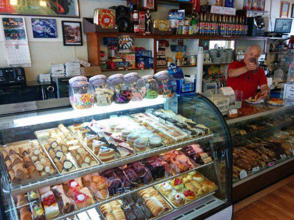 Mara's Italian Pastries San Francisco