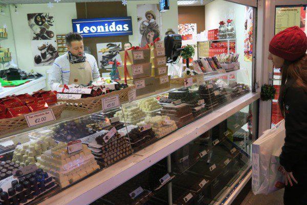 Leonidas Belgian Chocolates Dublin