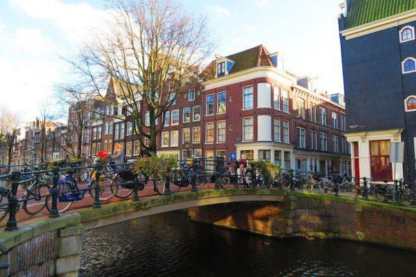 Cute Amsterdam Canal