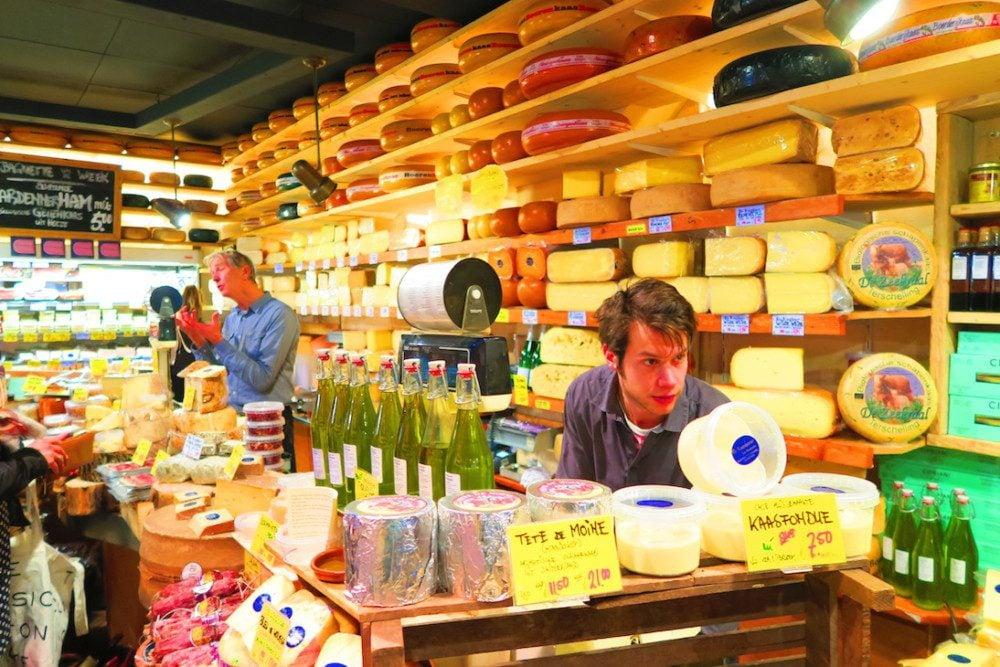 De Kaaskamer Best Amsterdam Cheese Shop