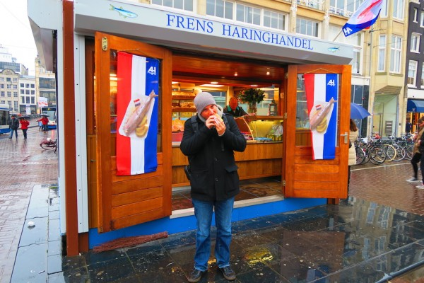 Streetfood in Amsterdam