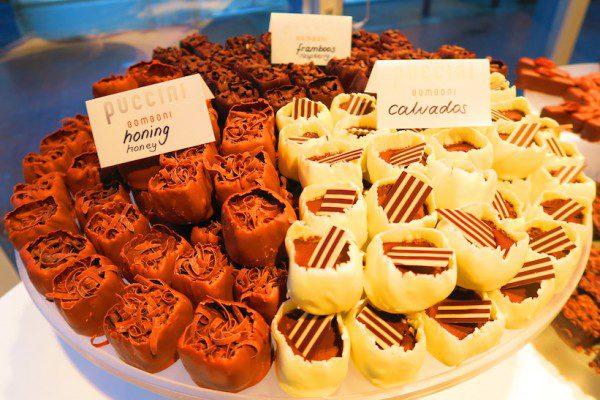 Puccini Chocolates Amsterdam