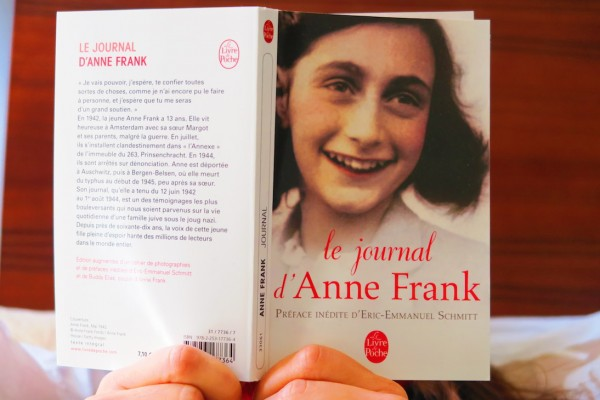 Anne Frank Journal
