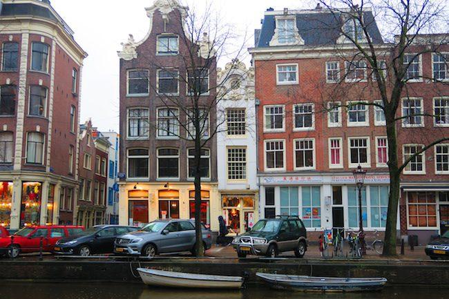 Kleine Trippenhuis Amsterdam Narrow House