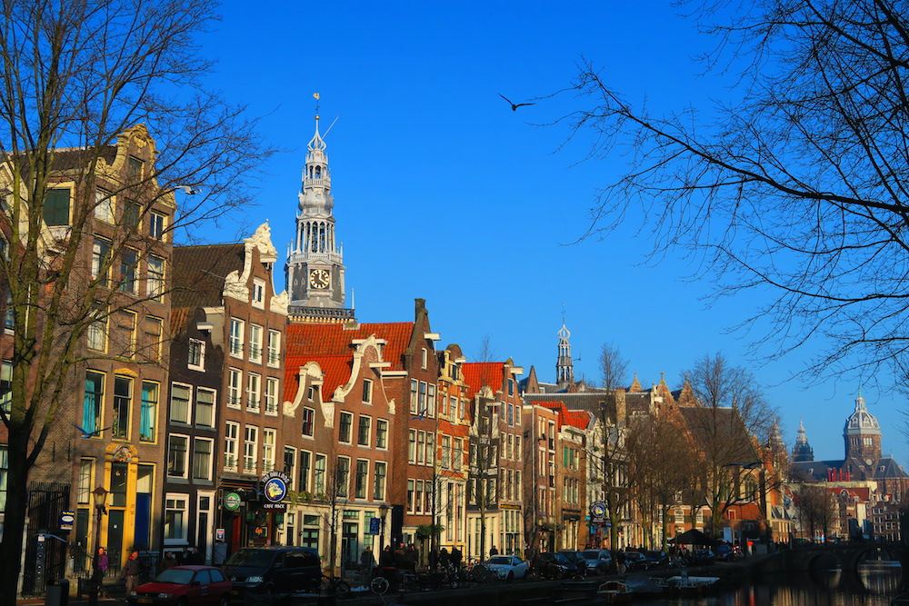 3 days in Amsterdam cover photo
