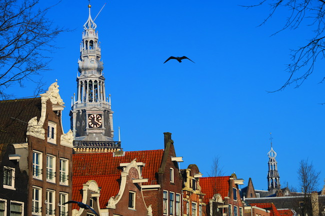 Old Amsterdam Gables