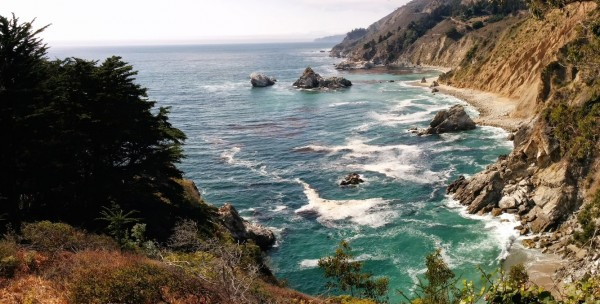 Big Sur Pacific Coast Highway California